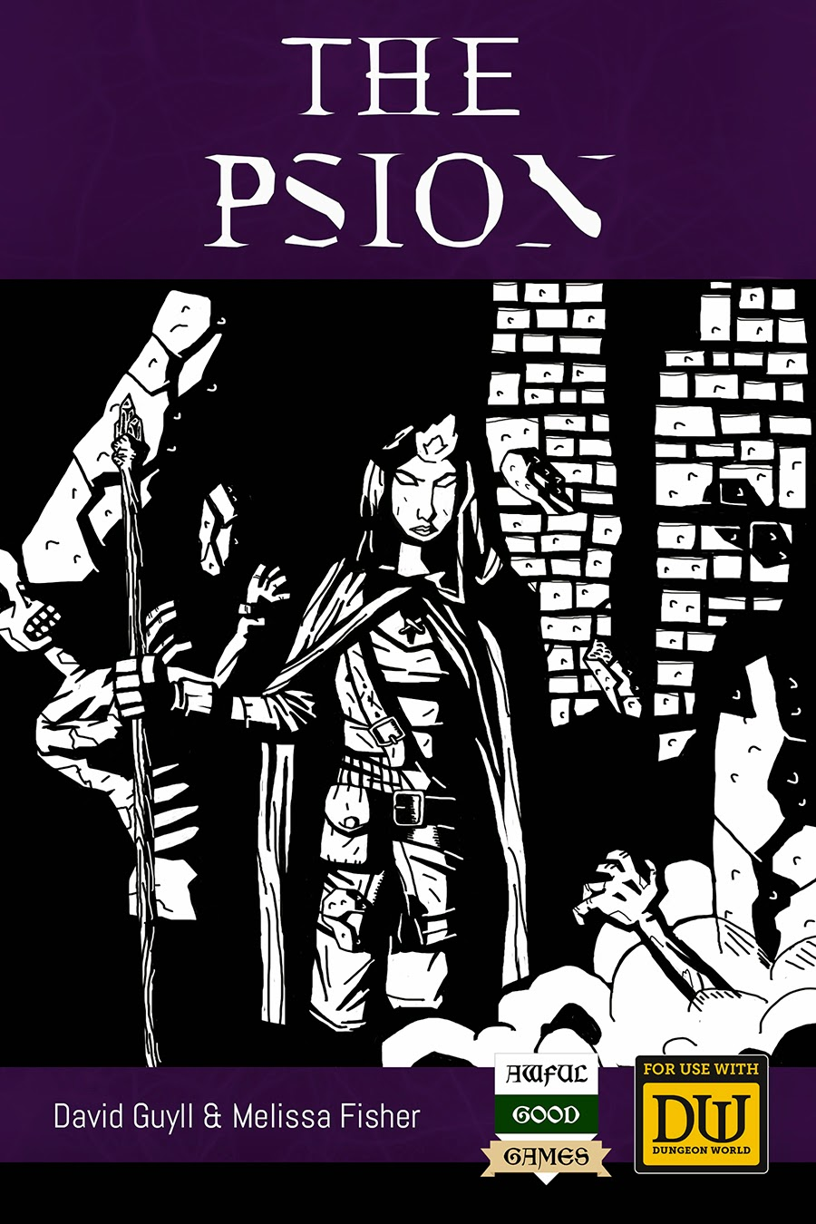 Dungeon World: The Psion - Points of Light
