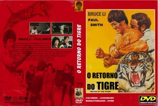 O RETORNO DO TIGRE (1979) - REMASTERIZADO