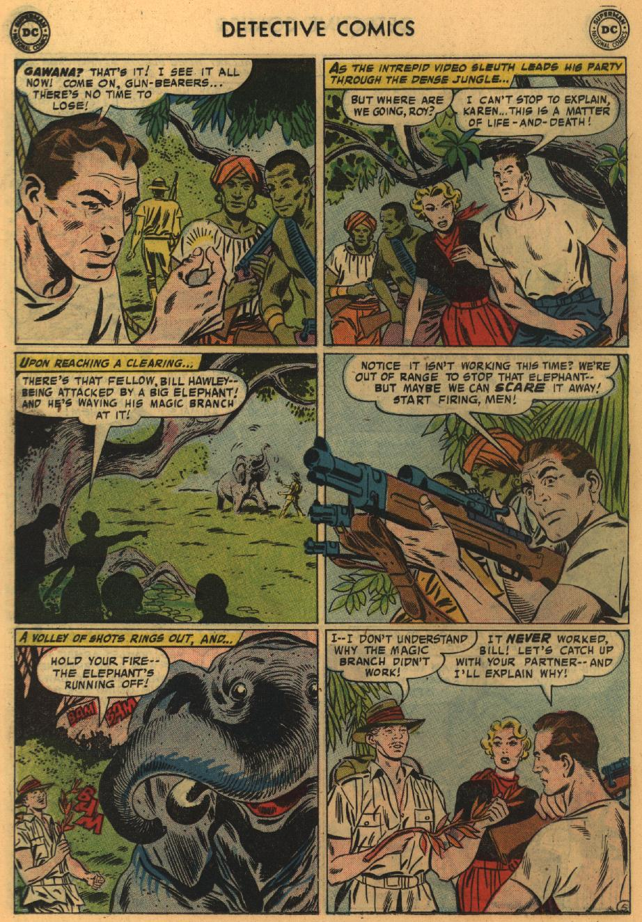 Detective Comics (1937) 256 Page 21