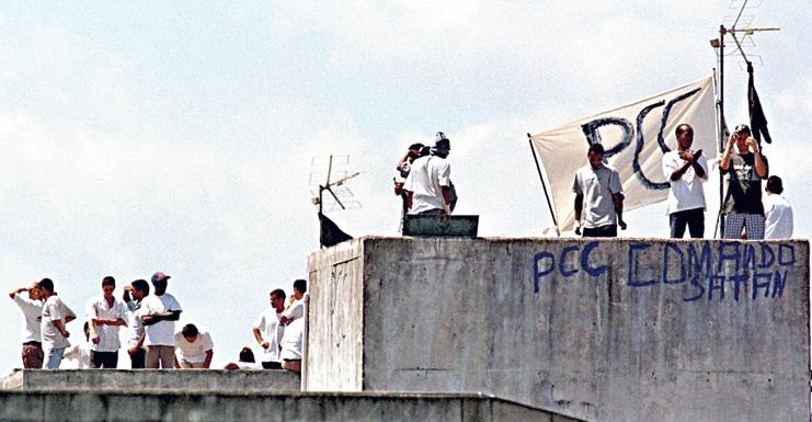 El temible PCC pasó de ser una pandilla de reos en 1991 a un cartel de narcotráfico que opera desde la cárcel de Sao Paulo / WEB