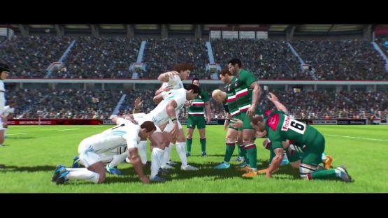 Rugby 18 screenshot 3