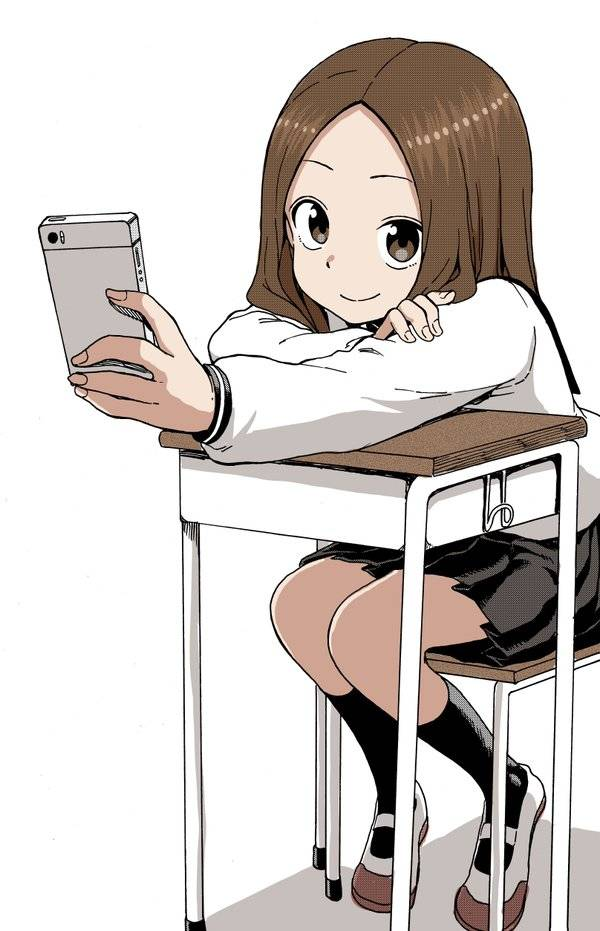 Karakai Jouzu no Takagi-san - Chapter 34