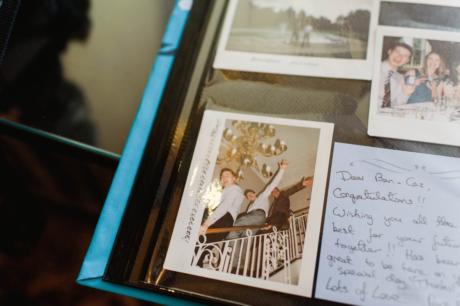 How to make a wedding polaroid guest book — Alexa Loy