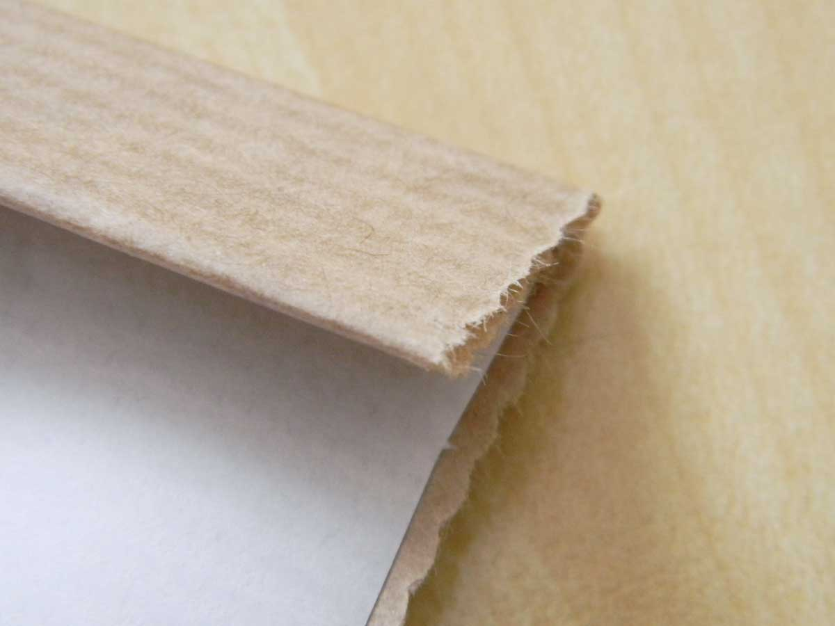 DIY - Tuto - Petit sac en papier déco