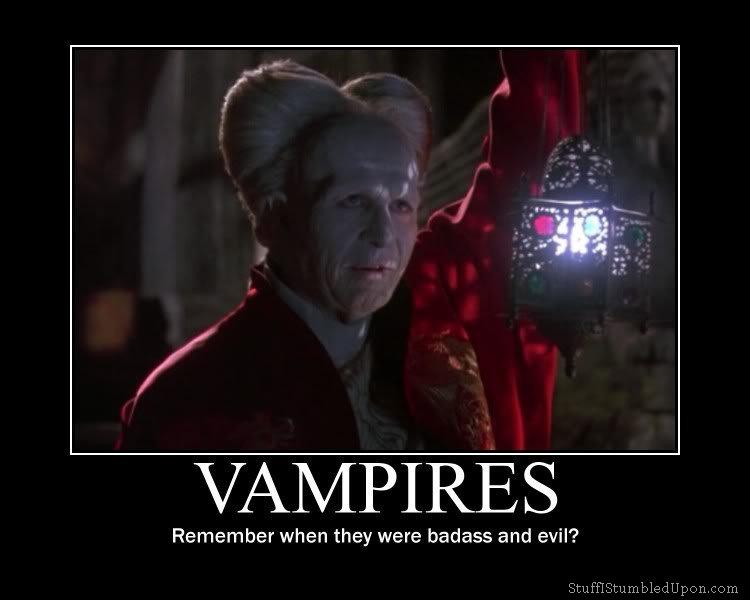 vampire thesis