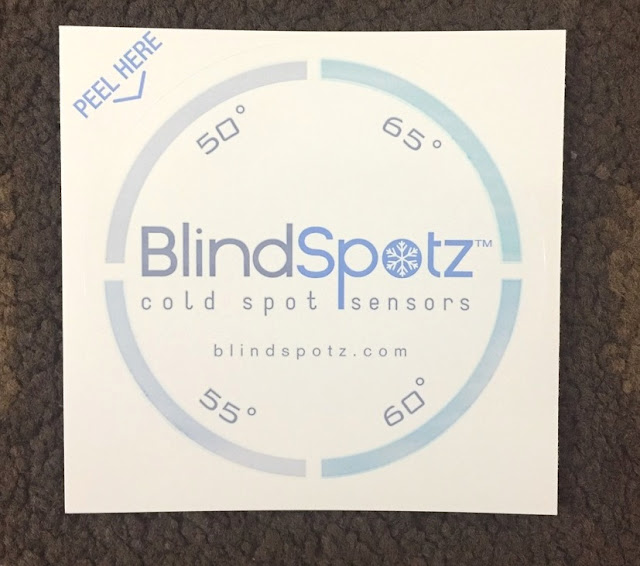 BlindSpotz Cold Spot Sensors