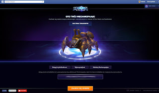 Heroes of The Storm Mechaniczny Pająk