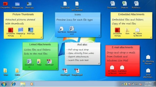 Sticky Notes Pro for windows