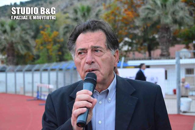Γ. Αποστολόπουλος: Συλλογική προσπάθεια πέντε χρόνων η μεγάλη επιτυχία του Φείδωνα - Να την αγκαλιάσει όλη η Αργολίδα