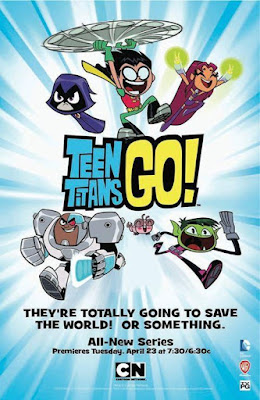 Teen Titans Go! (TV Series) S01 DVD R1 NTSC Latino 4DVD