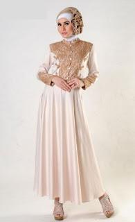 Baju Gamis Mewah Dan Glamor Tampil Elegan Untuk Pesta