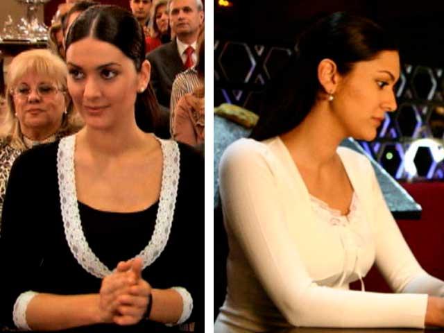 Sherazade (Berguzar Korel) looks mulher turca