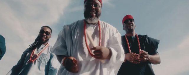 Video Larry Gaaga, Flavour - TENE Mp4 Download