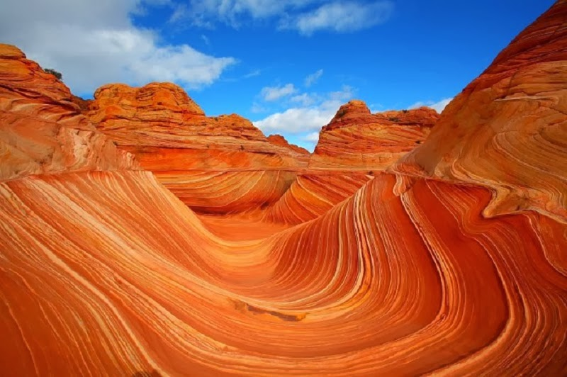 The Wave, Arizona, U.S. - Too Beautiful To Be Real? 16 Surreal Landscapes Found On Earth