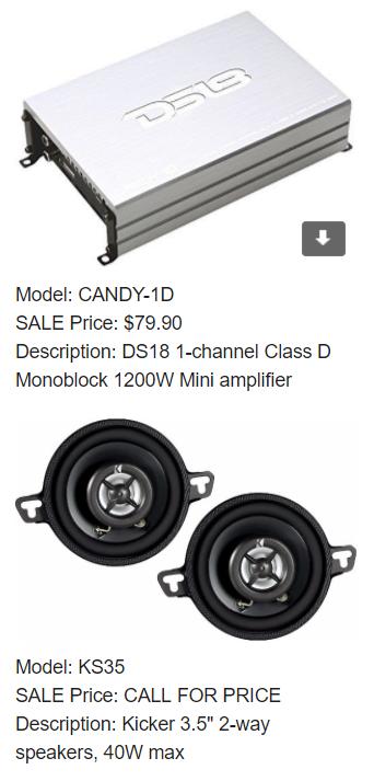 Dealer Wholesale Car Audio