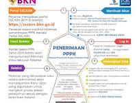 Tata Cara dan Petunjuk Teknis Seleksi PPPK 2019 di SSCASN BKN GO ID
