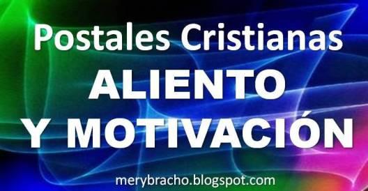 Postales Cristianas De Aliento Y Motivación Entre Poemas