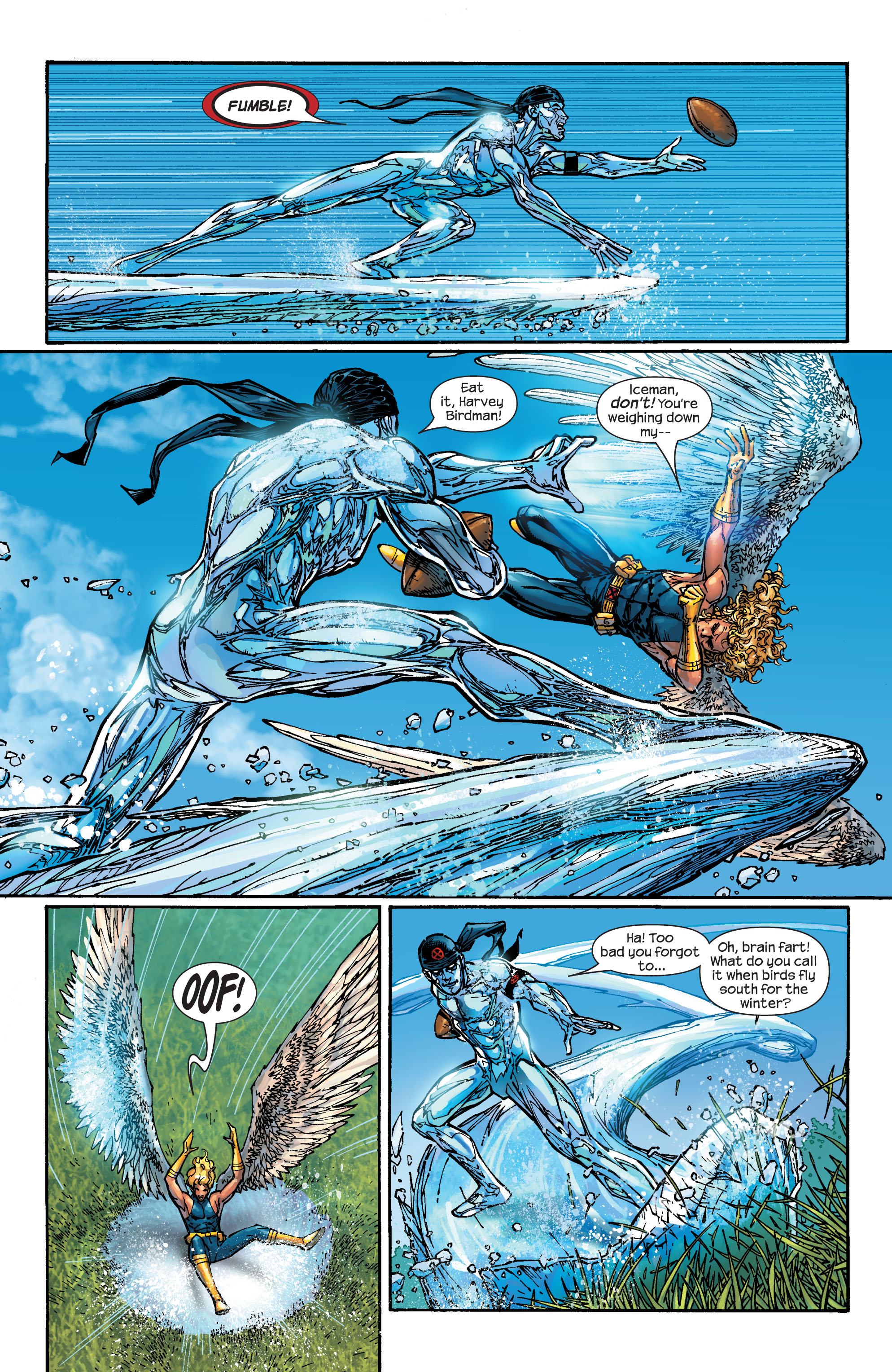 Read online Ultimate X-Men comic -  Issue #47 - 13