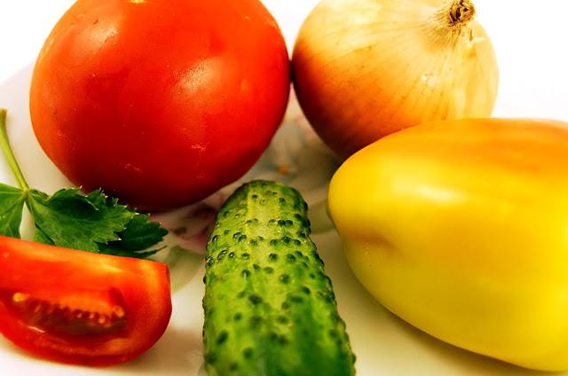 5 raciones de fruta y verdura recomendadas