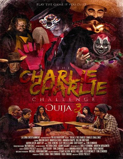 Ver Charlie Charlie (2016) Online