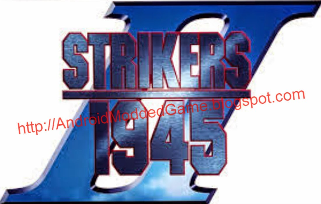 strikers 1945 ii cheats android