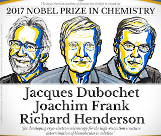 Spotlight : Nobel prize in Chemistry 2017