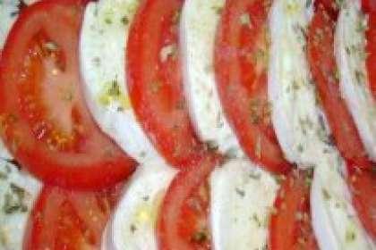 Receita de Salada de tomate cereja