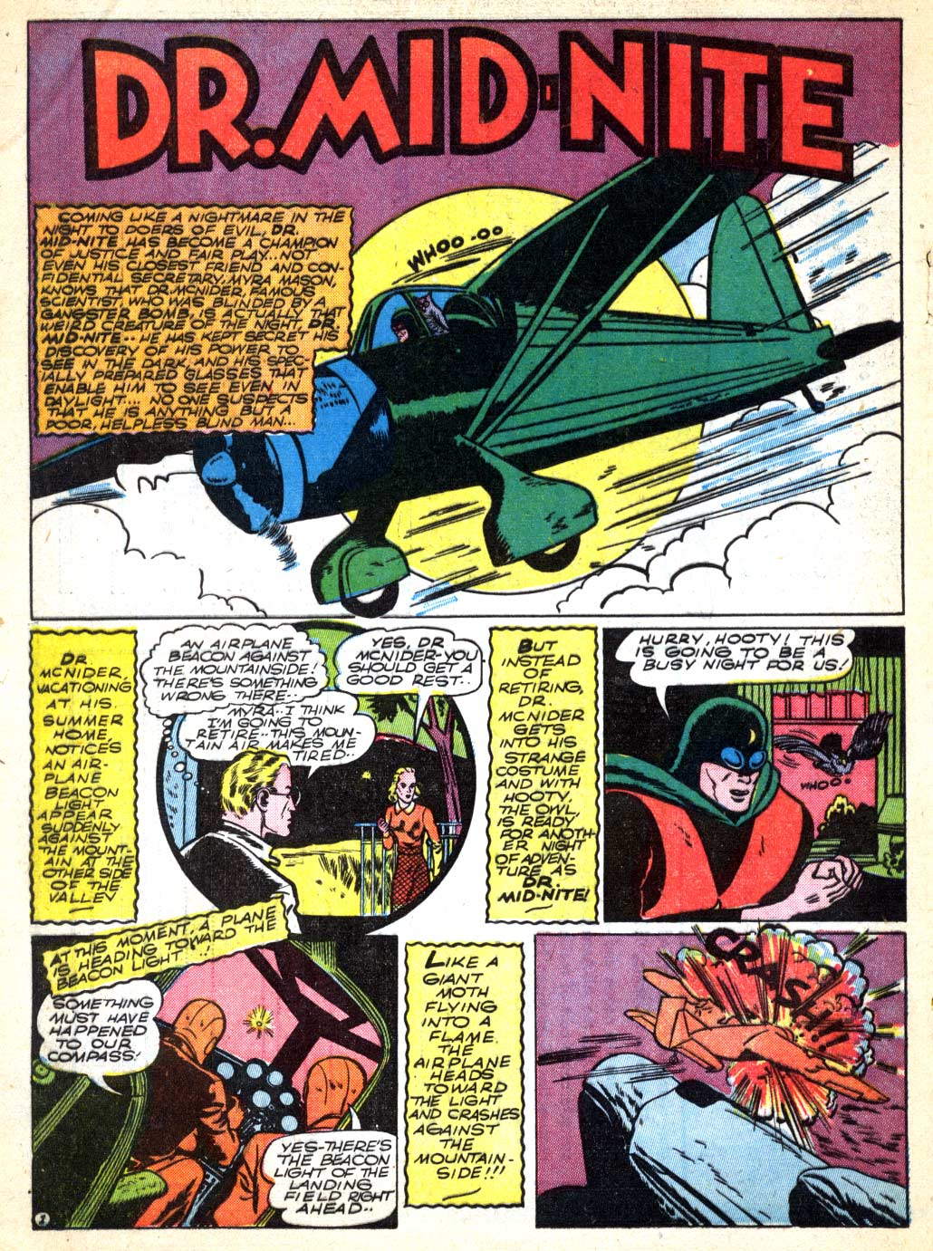 Read online All-American Comics (1939) comic -  Issue #28 - 36