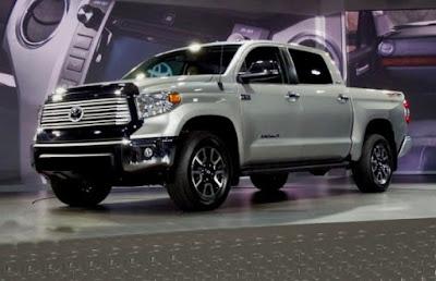 New Toyota Tundra Diesel 2018