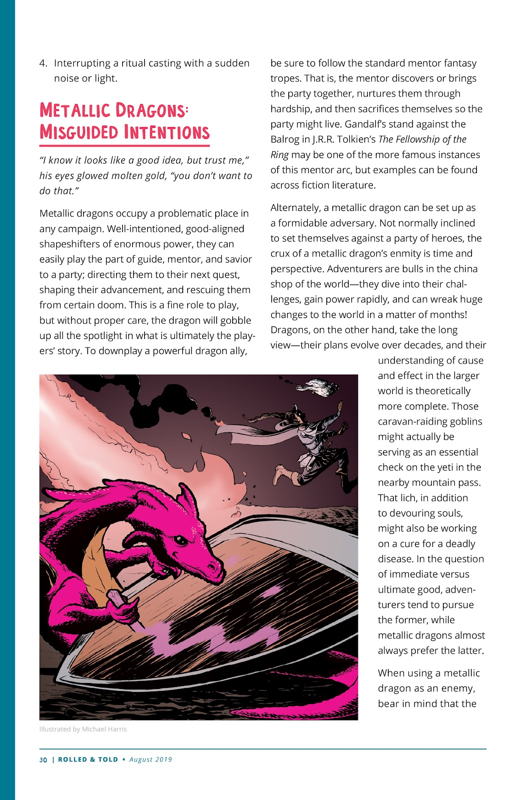Read online Rolled & Told comic -  Issue #12 - 28