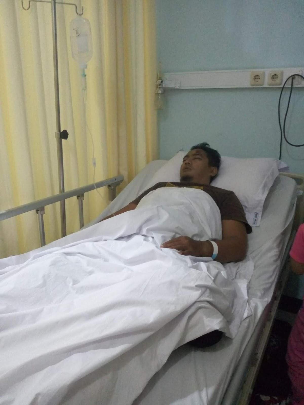 Perlu Sabar Jaga Si Sakit Di Rumah Sakit Grensy