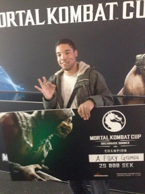 A F0xy Grampa - Mortal Kombat XL Cup - International Finals - DreamHack 2016