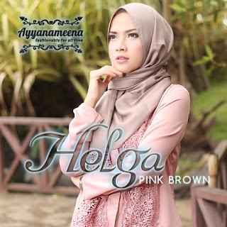 Ayyanameena Helga - PinkBrown