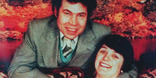 pasangan jahat Fred West - Rosemary West