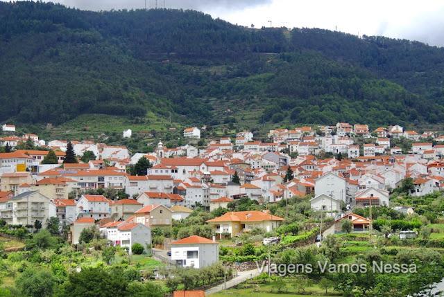 Manteigas, Portuga. O coração da Serra da Estrela