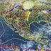Prevén tormentas muy fuertes en Michoacán, Guerrero, Puebla, Veracruz y Oaxaca