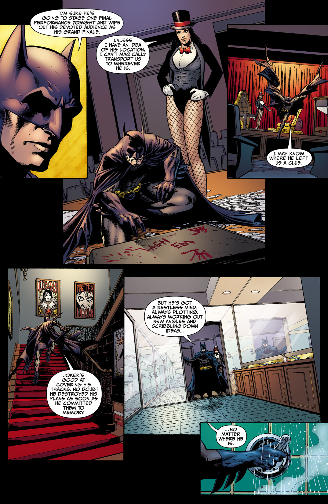 Detective Comics (1937) 834 Page 11