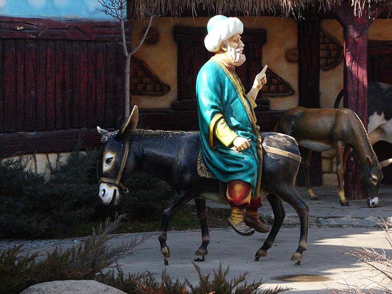 Las estatuas de Nasreddin Hodja | Turquia
