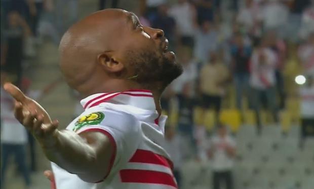 تقرير / مباراة الزمالك و المصري وفوز الأبيض 1-0