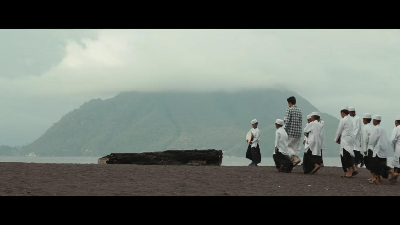Film Duka Sedalam Cinta - Gagah di pesantren