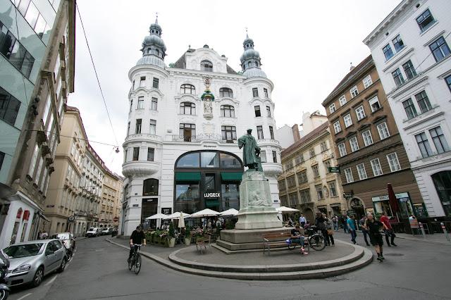 Dintorni di Figlmuller-Vienna