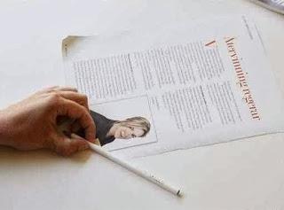 Cara Membuat Kerajinan Tangan Dari Kertas, Pot Bunga Koran Bekas 1