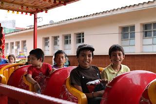 """Resultado de imagen para Hogar """"Niños felices"""" en San José Obrero"""