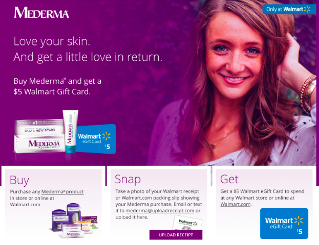 Mederma Buy, Snap, Get at Walmart
