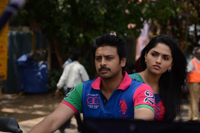 Actor Srikkanth and Sunaina in a new Film Nambiar