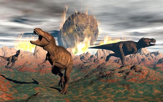 Con người có thói quen ngủ ban đêm nhờ... khủng long tuyệt chủng?
