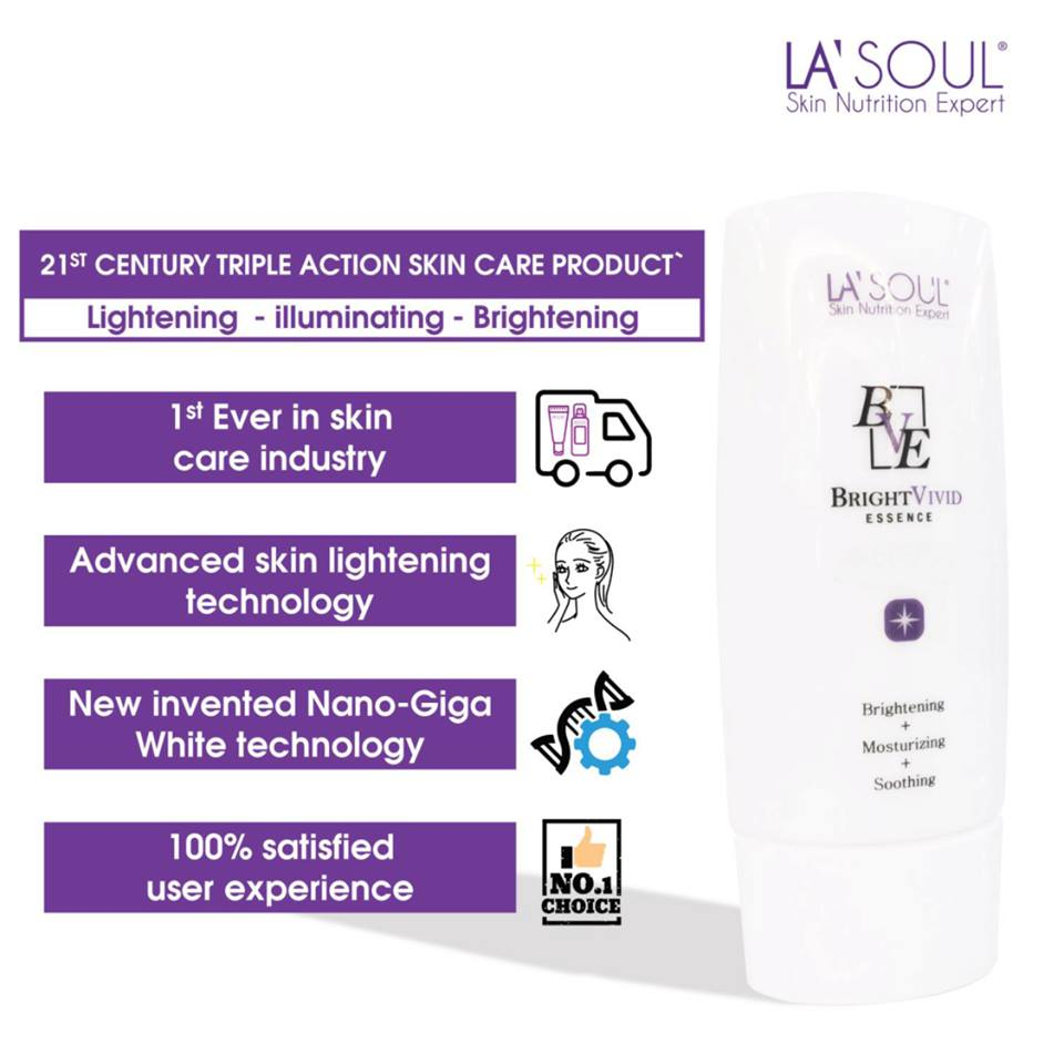 Marz de 39 secret health beauty new product la soul for La cabine skincare