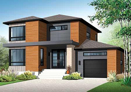 Terkait : 5 Kreasi Unik Rumah Minimalis 2 Lantai & 52 Desain Model Rumah Minimalis 1 \u0026 2 Lantai Terpopuler