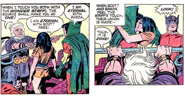 Kekuatan Big Barda (Barda Free), Mantan Pemimpin Female Fury dan Anggota JLA