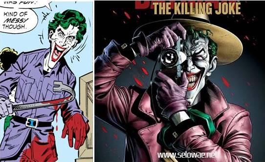 siapa sebenarnya identitas asli joker
